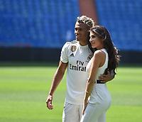 2018.08.31 Presentación Mariano , Real Madrid