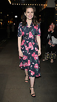 Hayley Atwell at the &quot;Rosmersholm&quot; theatre cast stage door departures, The Duke of York's Theatre, St Martin's Lane, London, England, UK, on Monday 13th May 2019.<br /> CAP/CAN<br /> &copy;CAN/Capital Pictures