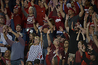 NWA Democrat-Gazette/ANDY SHUPE<br /> Arkansas and Auburn Saturday, Oct. 21, 2017, during the Razorbacks' 52-20 loss in Razorback Stadium in Fayetteville. Visit nwadg.com/photos for more photographs from the game.