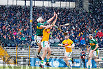 Mikey Boyle Kerry in action against Shane Whitty Meath during the Allianz Hurling League Division 2A Round 5 match between Kerry and Meath at Fitzgerald Stadium in Killarney, on Sunday.