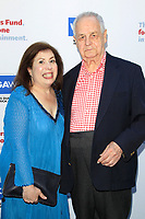 LOS ANGELES - JUN 11: Winnie Holzman, Paul Dooley at The Actors Fund's 22nd Annual Tony Awards Viewing Party at the Skirball Cultural Center on June 10, 2018 in Los Angeles, CA