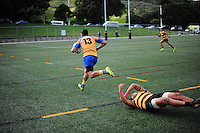 141018 College Rugby - Wellington Sevens Tournament
