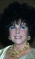 Elizabeth Taylor, 1994, Photo By Michael Ferguson/PHOTOlink