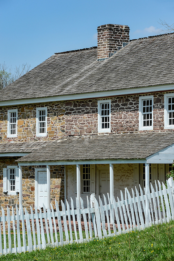 Daniel Boone Homestead, Birdsboro, Pennsylvania, USA