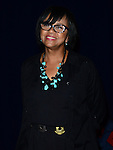 MIAMI BEACH, FL - MARCH 10: Cheryl Boone Isaacs, President of the Academy of Motion Picture Arts &amp; Sciences (AMPAS) attends a conversation with Miami Film Festival Executive Director Jaie Laplante and Kevin Sharpley at O Cinema Miami Beach of Miami Beach on Tuesday March 10, 2015 in Miami Beach, Florida. <br /> ( Photo by Johnny Louis / jlnphotography.com )
