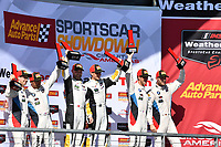 IMSA WeatherTech SportsCar Championship<br /> Advance Auto Parts SportsCar Showdown<br /> Circuit of The Americas, Austin, TX USA<br /> Saturday 6 May 2017<br /> 25, BMW, BMW M6, GTLM, Bill Auberlen, Alexander Sims, 3, Chevrolet, Corvette C7.R, GTLM, Antonio Garcia, Jan Magnussen, 24, BMW, BMW M6, GTLM, John Edwards, Martin Tomczyk<br /> World Copyright: Richard Dole<br /> LAT Images<br /> ref: Digital Image RD_COTA_17351