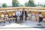 Pennant Walters - Alway School.<br /> 03.07.18<br /> &copy;Steve Pope <br /> Fotowales