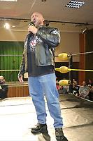 Auftritt von WWE Superstar Ryback - 22.04.2017: GHW Kampfabend mit WWE-Superstar Ryback