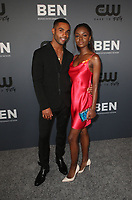 BEVERLY HILLS, CA - AUGUST 4: Lucien Laviscount, Ashleigh Murray, at The CW's Summer TCA All-Star Party at The Beverly Hilton Hotel in Beverly Hills, California on August 4, 2019. <br /> CAP/MPI/FS<br /> ©FS/MPI/Capital Pictures