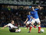 Ryan McGuffie and Lee Wallace