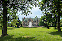 Germany; Free State of Thuringia, near Bad Liebenstein: Altenstein Palace and Park | Deutschland, Freistaat Thueringen, bei Bad Liebenstein: Schloss Altenstein und Altensteiner Park