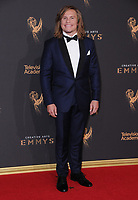 10 September  2017 - Los Angeles, California - Tony Cavalero. 2017 Creative Arts Emmys - Arrivals held at Microsoft Theatre L.A. Live in Los Angeles. <br /> CAP/ADM/BT<br /> &copy;BT/ADM/Capital Pictures