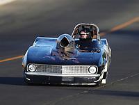 Jul 28, 2017; Sonoma, CA, USA; NHRA super gas driver Stephanie Warn-Skaggs during qualifying for the Sonoma Nationals at Sonoma Raceway. Mandatory Credit: Mark J. Rebilas-USA TODAY Sports