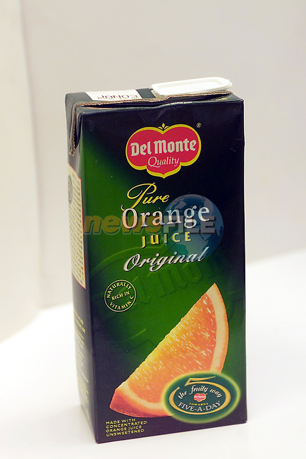 Del Monte Orange Juice.Picture Fran Caffrey Newsfile...This Picture is sent to you by:..Newsfile Ltd.The View, Millmount Abbey, Drogheda, Co Louth, Ireland..Tel: +353419871240.Fax: +353419871260.GSM: +353862500958.ISDN: +353419871010.email: pictures@newsfile.ie.www.newsfile.ie