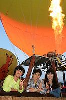 20131201 December 01 Hot Air Balloon Cairns