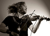 Richard Wood, Canadian fiddle player