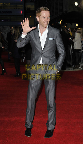 LONDON, ENGLAND - OCTOBER 17: Damian Lewis attends the &quot;A Little Chaos&quot; Love gala screening, 58th LFF day 10, Odeon West End cinema, Leicester Square, on Friday October 17, 2014 in London, England, UK. <br /> CAP/CAN<br /> &copy;Can Nguyen/Capital Pictures