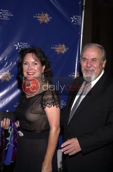 George Schlatter with wife Jolene