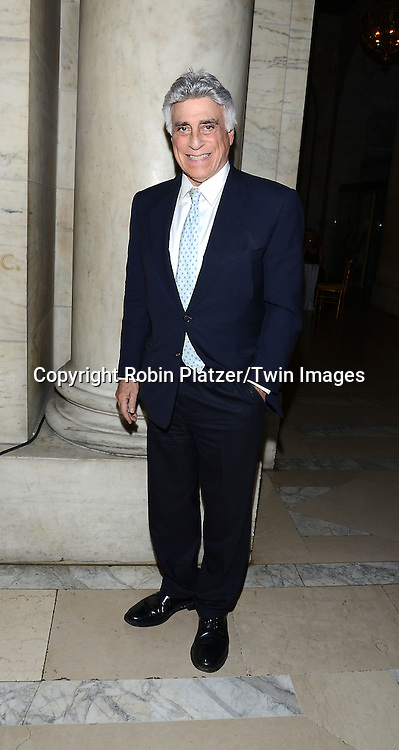 Andrew Stein attends the Norman Mailer Center Sixth Annual Gala on October 27, 2014 at The New York Public Library in New York City.<br /> <br /> photo by Robin Platzer/Twin Images<br />  <br /> phone number 212-935-0770