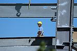 Views of RCF Steel job at the Shipyard District of Wilmington