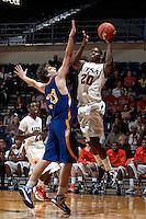 121101-Southeastern Oklahoma State @ UTSA Basketball (M)