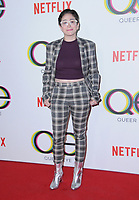 07 February 2018 - West Hollywood, California - Gaby Dunn. &quot;Netflix's &quot;Queer Eye&quot; Season 1 Premiere held at the Pacific Design Center. <br /> CAP/ADM/BT<br /> &copy;BT/ADM/Capital Pictures