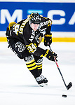 Stockholm 2014-03-21 Ishockey Kvalserien AIK - R&ouml;gle BK :  <br /> AIK:s Michael Lindqvist i aktion <br /> (Foto: Kenta J&ouml;nsson) Nyckelord:  portr&auml;tt portrait