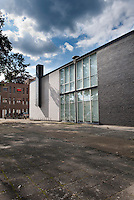 The Zonnehof cultural central in Amersfoort, originally designed by architect Gerrit Rietveld in 1923/1924 (Holland, 18/09/2010)