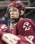 Andrew Orpik - The University of Massachusetts-Lowell River Hawks defeated the Boston College Eagles 6-3 on Saturday, February 25, 2006, at the Paul E. Tsongas Arena in Lowell, MA.