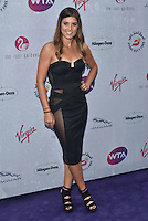 Sorana Cirstea at WTA pre-Wimbledon Party at The Roof Gardens, Kensington on june 23rd 2016 in London, England.<br /> CAP/PL<br /> &copy;Phil Loftus/Capital Pictures /MediaPunch ***NORTH AND SOUTH AMERICAS ONLY***