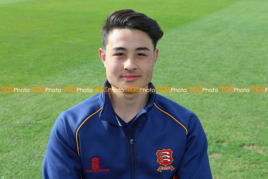 Essex CCC Press Day at The Cloudfm County Ground on 5th April 2017