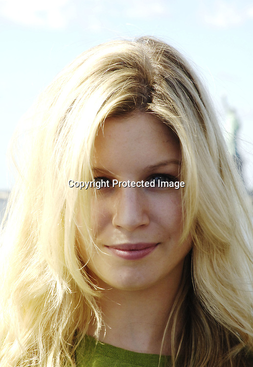 Stephanie Gatschet..at the Ricky Paull Goldin Cruise for his fans onboard The World Yacht Temptress boat on October 15, 2005 benefitting Hurricane Katrina victims. ..Photo by Robin Platzer, Twin Images..