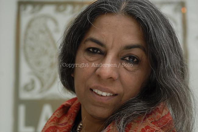 Urvashi Butalia, Indian author.