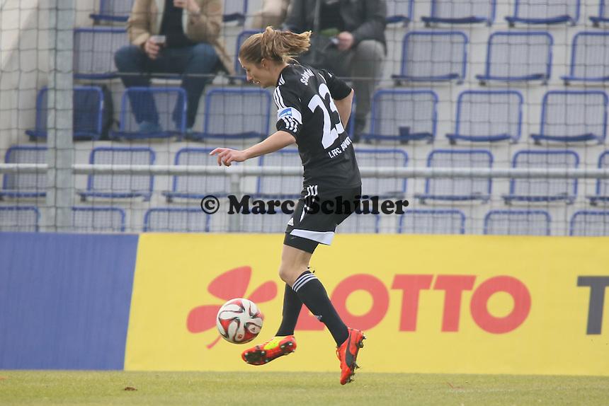 Bianca Schmidt (FFC) - 1. FFC Frankfurt vs. FC Bayern Muenchen, Stadion am Brentanobad