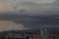 SAO PAULO, SP, 16.11.2016 - CLIMA-SP - Nuvens carregas são vistas sobre a capital paulista nesta quarta-feira, 16. (Foto: Luiz Guarnieri/Brazil Photo Press)