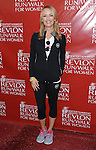 Brooke Anderson arriving at the '21st Annual EIF Revlon Run Walk for Women' held at Los Angeles Memorial Coliseum May 10, 2014.