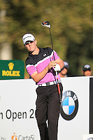 Matthew Zions (AUS) during day one of the BMW Italian Open presented by CartaSi, at Royal Park I Roveri,Turin,Italy..Picture: Fran Caffrey/www.golffile.ie.