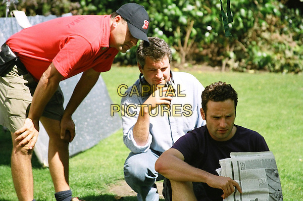 ED BLUM (DIRECTOR - PRODUCER).on the set of Scenes of a Sexual Nature.**Editorial Use Only**.CAP/FB.Supplied by Capital Pictures