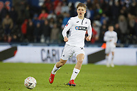 George Byers of Swansea City in action during the FA Cup Fourth Round match between Swansea City and Gillingham at the Liberty Stadium, Swansea, Wales, UK. Saturday 26 January 2019