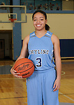 12-6-14, Skyline High School girl's varsity basketball team