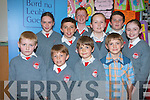 BOOK PROJECT: Students of Dromclough NS, Listowel attending the Scriobh Leabhar awards at IT Tralee on Wednesday night pictured Amy Thornton, Jake Moriarty, Amy Kelly, Tom Trench, Aidian Moloney, Fiona Hunt, Liam Roos, Padraig Enright, Colin Browne and Brian Legine.   Copyright Kerry's Eye 2008