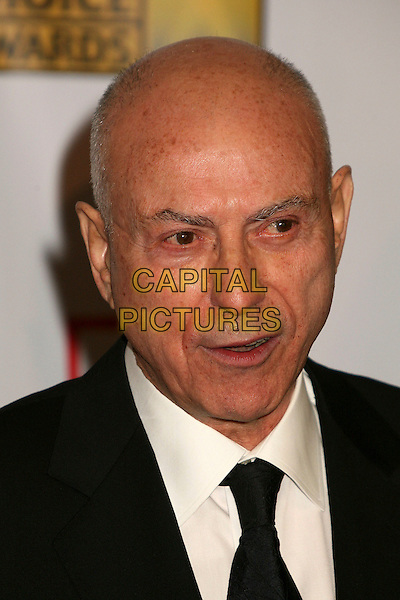 ALAN ARKIN.At The 12th Annual Broadcast Film Critics Choice Awards held at The Santa Monica Civic Auditorium in Santa Monica, California, LA, USA, January 12th 2007. .portrait headshot allan.CAP/ADM/BP.©Byron Purvis/AdMedia/Capital Pictures.