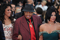 Joe Jackson and guest <br /> Festival del Cinema di Cannes 2015<br /> Foto Panoramic / Insidefoto