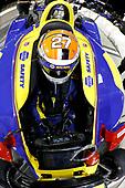 2018 IndyCar Phoenix testing<br /> Phoenix Raceway, Avondale, Arizona, USA<br /> Saturday 10 February 2018<br /> Alexander Rossi, Andretti Autosport Honda<br /> World Copyright: Michael L. Levitt<br /> LAT Images<br /> ref: Digital Image _33I1498