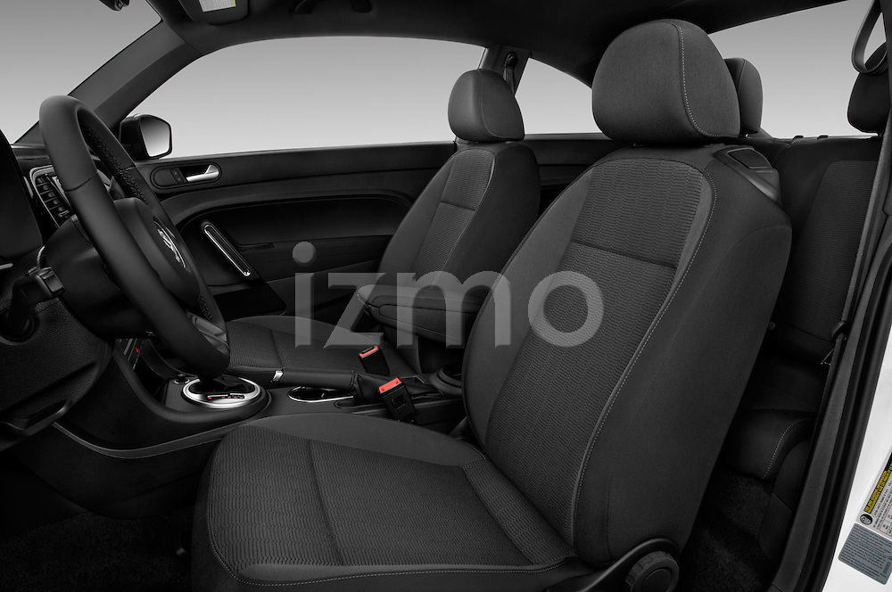 Front seat view of 2016 Volkswagen Beetle 1.8T-S-Auto-PZEV 3 Door Hatchback Front Seat  car photos