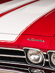 El Camino 03 - 1969 Chevrolet el Camino SS 396 Ute Utility