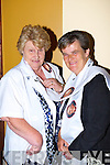 Carmel Doolan and Julie Bowes Killarney at the Joe Dolan tribute concert in the INEC on Friday night      Copyright Kerry's Eye 2008