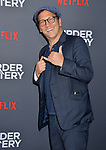"Rob Schneider 031 arrives at the LA Premiere Of Netflix's ""Murder Mystery"" at Regency Village Theatre on June 10, 2019 in Westwood, California"