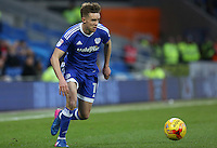 Craig Noone of Cardiff City during the Sky Bet Championship match between Cardiff City and Norwich City at Cardiff City Stadium, Wales, UK. Saturday, 04 February 2017