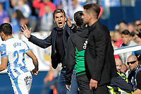 CD Leganes' coach Mauricio Pellegrino during La Liga match. November 3,2018. (ALTERPHOTOS/Acero)<br /> Liga Campionato Spagna 2018/2019<br /> Foto Alterphotos / Insidefoto <br /> ITALY ONLY